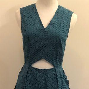 Tibi Eyelet Dress